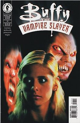 BUFFY THE VAMPIRE SLAYER (1998) #17 - Photo Cover - Back Issue