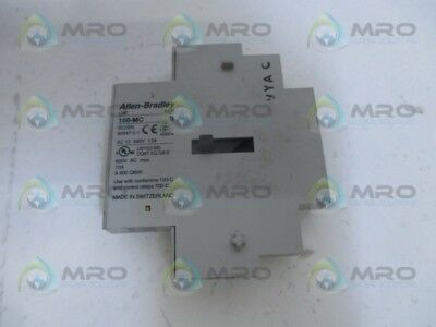 Allen Bradley 100-Sa11 Ser.b Auxiliary Contact *used*