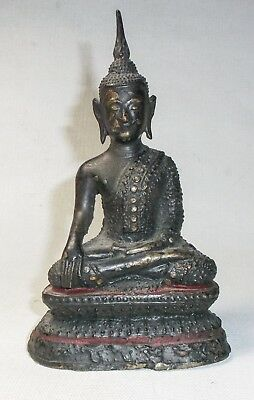 Antique Thai Buddha. Thailand.