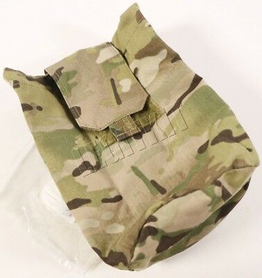 NEW TYR Tactical Small Roll Up Dump Ordnance Pouch MOLLE Multicam TYR-OD160