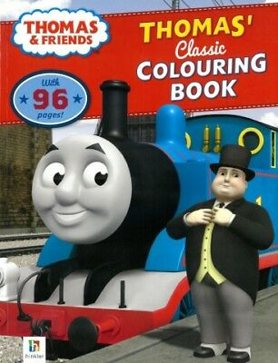 Thomas And Friends  Thomas Classic Colouring Book '