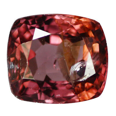 1.42 Ct Shimmering  AAA Cushion 6 x 6 mm Top Quality Sri Lanka Spinel