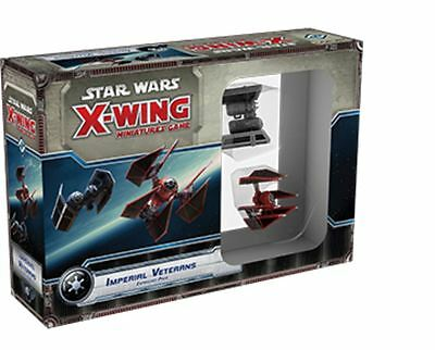 X-Wing Miniatures Game - Imperial Veterans Expansion Pack