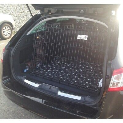 CITROEN C5 ESTATE TOURER Sloping Dog pet puppy travel cage crate transporter