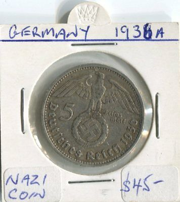 Germany 1973  Copernicus 'Solar System' - 5 Mark Silver Coin