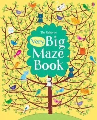 Big Book of Big Mazes by Kirsteen Robson 9781409570356 (Paperback, 2013)