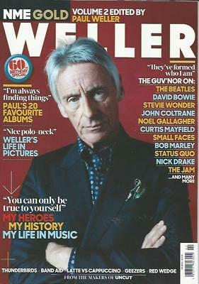 NME GOLD Vol.2 by PAUL WELLER MAG(NEW)*Post included to UK/Europe/USA/Canada