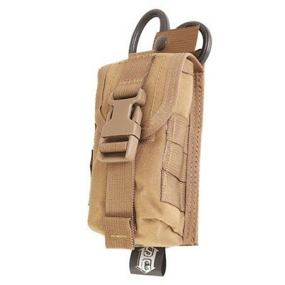 High Speed Gear 12BP00CB Coyote Brown Bleeder/Blowout MOLLE Medical Pouch