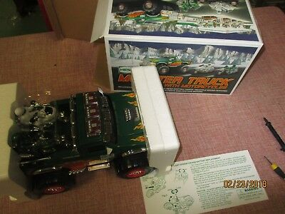 2007  Hess Toy Truck