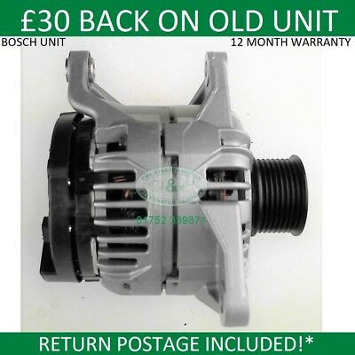 Cummins / Mercruiser Qsd 2.8 Alternator 0124325052 38522341F 504010576 504225814