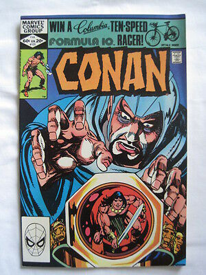 CONAN  131.  By BRUCE JONES & GIL KANE. CLASSIC ! MARVEL. 1982