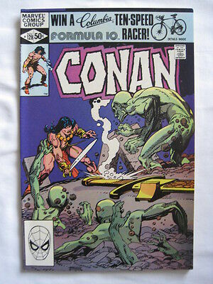 CONAN  128.  By DeMATEIS & GIL KANE. CLASSIC ! MARVEL. 1981