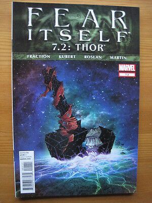 FEAR ITSELF  7.2 : THOR  By FRACTION & KUBERT. MARVEL  2012