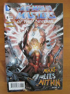 HE - MAN & MASTERS of the UNIVERSE 8. HE MAN. CLASSIC TV. DC post-NEW 52. 2014