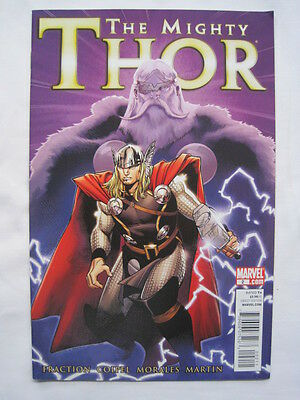 The Mighty THOR   2. By FRACTION, COIPEL, MORALES. FANTASTIC !. MARVEL. 2011