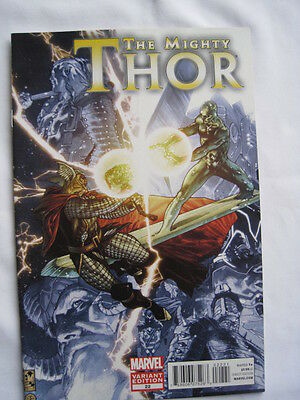 The Mighty THOR  22 VARIANT. By  MATT FRACTION & KITSON. FANTASTIC !.MARVEL.2012