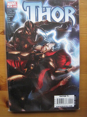 THOR  600. KING SIZE SPECIAL - STRACZYNSKI, COIPEL, LEE, MORALES etc.MARVEL.2009