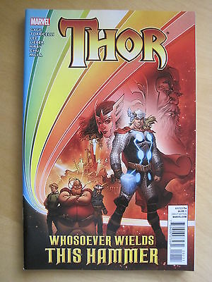 THOR : WHOSOEVER WIELDS THIS HAMMER. ONE-SHOT by GAGE,LEE,KIRBY,LIEBER etc. 2011