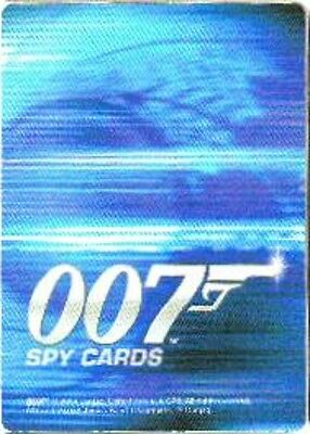 Lot of 14 James Bond 007 Commander Spy Cards - Common & Rare Trading Cards 2008