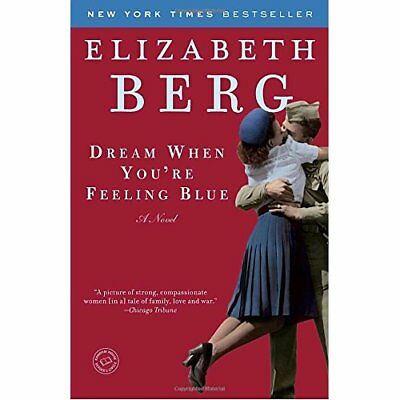 Dream When You're Feeling Blue - Paperback NEW Berg, Elizabeth 2008-01-29
