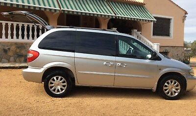 Chrysler Voyager 7 Seater LHD  *** THIS CAR IS IN SPAIN***