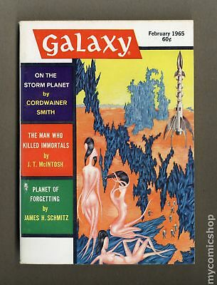 Galaxy Science Fiction (pulp/digest) #Vol. 23 #3 1965 FN 6.0