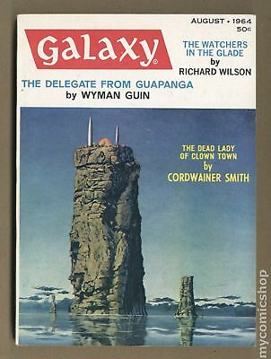 Galaxy Science Fiction (pulp/digest) #Vol. 22 #6 1964 FN 6.0