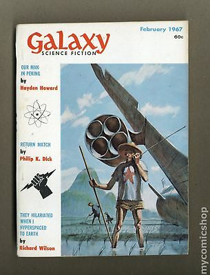 Galaxy Science Fiction (pulp/digest) #Vol. 25 #3 1967 FN 6.0