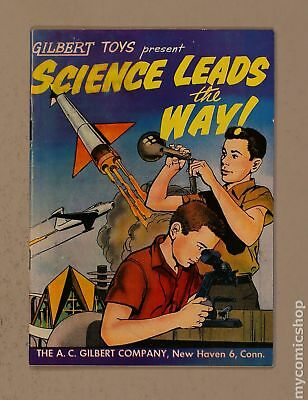 Gilbert Toys Present Science Leads the Way 1959 GD/VG 3.0