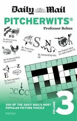 Daily Mail Pitcherwits - Volume 3 by Anna Rebus 9780600634911 (Paperback, 2017)