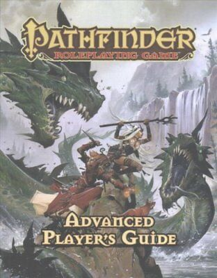 Pathfinder Roleplaying Game: Advanced Player's Guide Pocket Edition by Paizo...