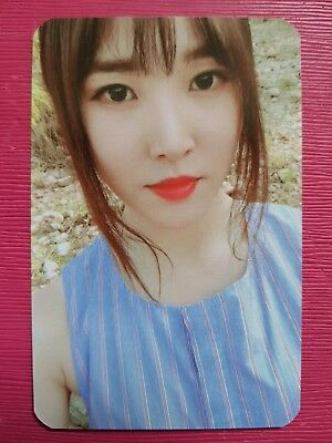 GFRIEND YUJU 2 Authentic Official PHOTOCARD PARALLEL 5th