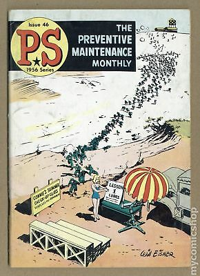 PS The Preventive Maintenance Monthly #46 1957 VG- 3.5