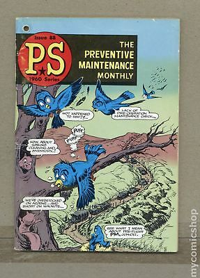 PS The Preventive Maintenance Monthly #88 1960 VG+ 4.5