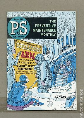 PS The Preventive Maintenance Monthly #119 1962 FN 6.0