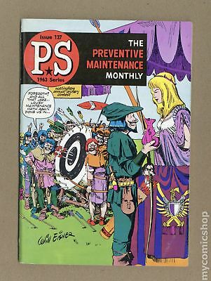 PS The Preventive Maintenance Monthly #127 1963 FN- 5.5