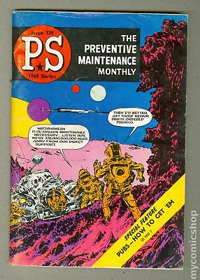 PS The Preventive Maintenance Monthly #139 1964 VG/FN 5.0