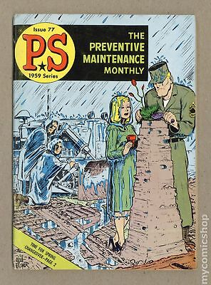 PS The Preventive Maintenance Monthly #77 1959 FN- 5.5