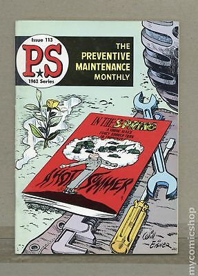 PS The Preventive Maintenance Monthly #113 1962 FN 6.0