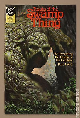 Roots of the Swamp Thing #1 1986 NM- 9.2