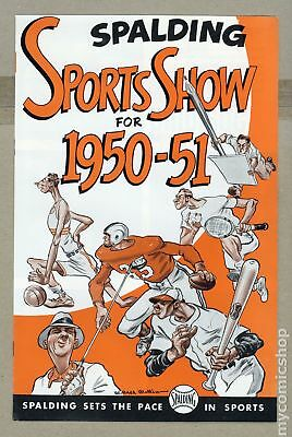 Spalding Sports Show 1950 VG/FN 5.0