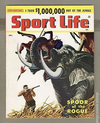 Sport Life Magazine (Official) #Vol. 1 #5 1954 FN- 5.5