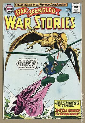 Star Spangled War Stories (DC) #3 to 204 #115 1964 FN 6.0