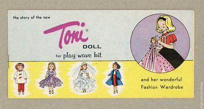 Story of the New Toni Doll, The 1958 FN/VF 7.0