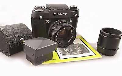 M42 CAMERA EXA 1C mit Pentacon 1,8 50