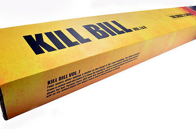 Officially Licensed Limited Edition Kill Bill Samurai Sword