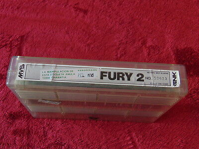Fatal Fury 2 / Englisch / Loose - Only Cart / Original Neogeo Mvs 605