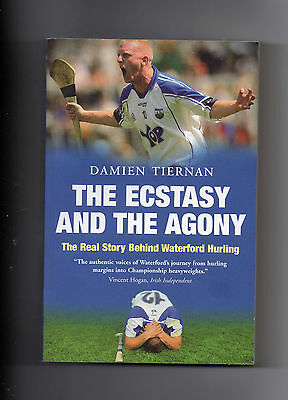 Waterford - The Ecstasy And The Agony By Damien Tiernan - Gaa Hurling