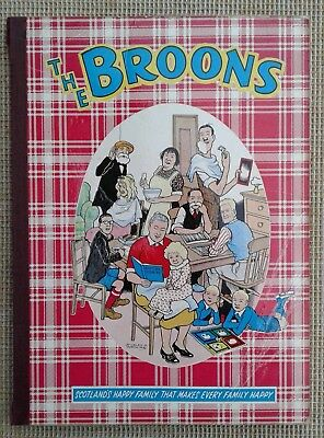 "Vintage ""the Broons"" Annual 1962 - D. C. Thompson."