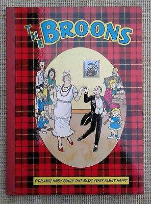 "Vintage ""the Broons"" Annual 1966 - D. C. Thompson."